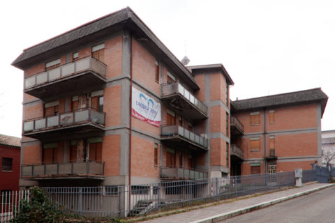 L'Aquila, Via Atri