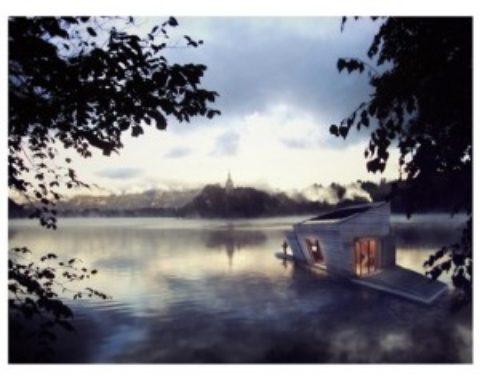 La casa galleggiante Float House vince Ecoluoghi 2013