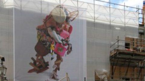 Off Site Art, Anche L'Aquila2009 nel progetto artistico