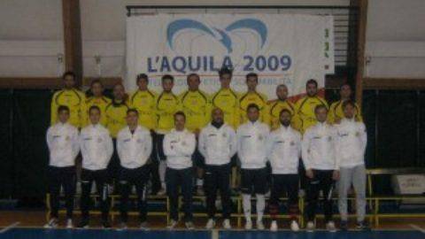 Continua il sodalizio tra l'aquila2009 e lo sport