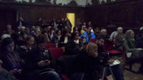 """Anche L'Aquila 2009 all'incontro """"La ricostruzione è di tutti"""""""