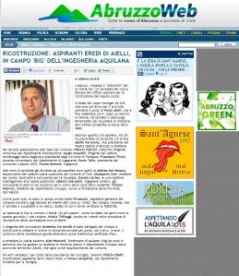 """Paolo Tella tra i candidati """"di peso"""" per il dopo Aielli all'USRA"""