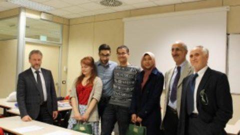 """Paolo Tella nella giuria di premiazione per l'edizione di quest'anno del """"Neptune Project"""""""