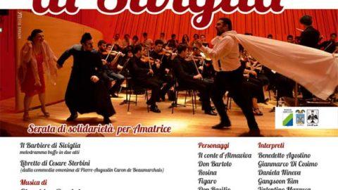 """Il Conservatorio """"Alfredo Casella"""" e L'Aquila 2009"""