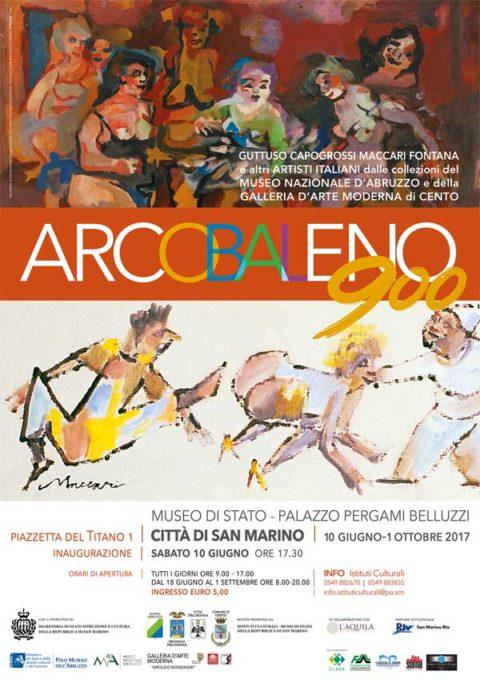 """L'Aquila 2009 Sponsor di """"Arcobaleno 900"""""""