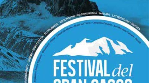 Siamo Sponsor dei Festival del Gran Sasso 2017