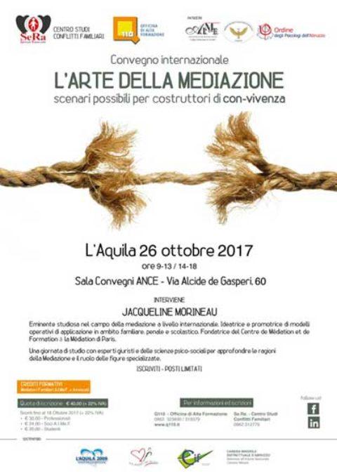 """L'Aquila 2009 sponsor del Convegno """"L'Arte della Meditazione"""""""