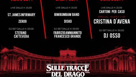 """L'Aquila 2009 sponsor di """"Sulle Tracce Del Drago"""""""